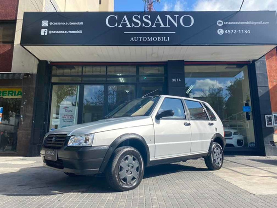 Fiat Uno 1.3 Fire Way 2008 Cassano Automobili