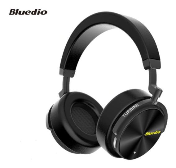 Fone Ouvido Bluedio T5 Turbine Noise Cancelling Bluetooth T5