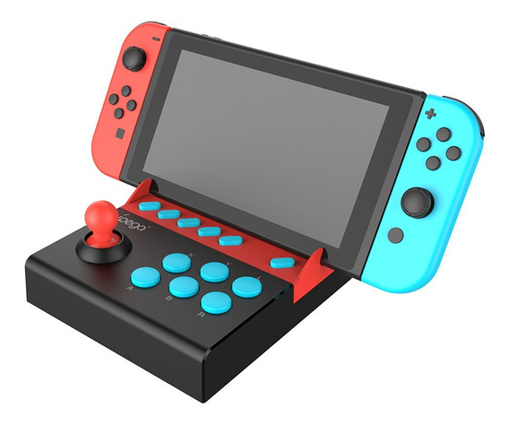 Joystick De Jogo Gamepad Controle Arcade Ipega