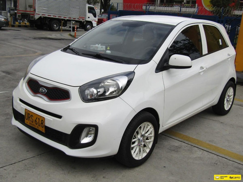 Kia Picanto Ex At 1.2