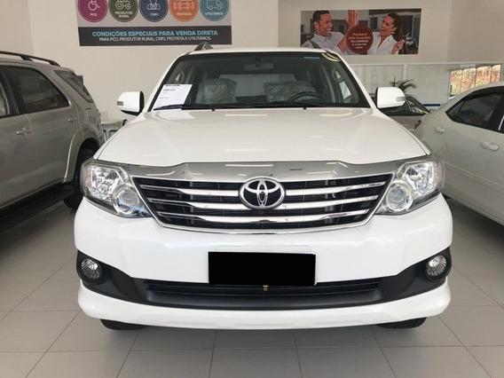 Toyota Hilux Sw4 2.7 Sr 4x2 16v Flex 4p Automático 2015