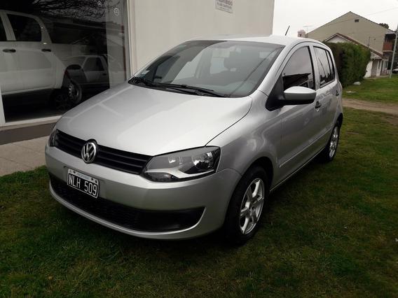 Volkswagen Fox 1.6n Confortline 5p 2014