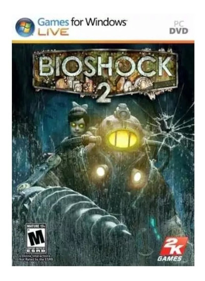 Bioshock 2 - Pc - Original - Lacrado