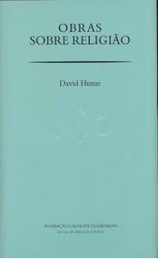 Livro Obras Sobre A Religião David Hume