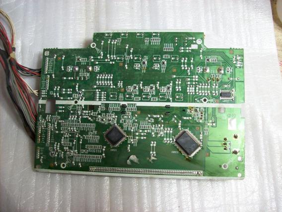Placa Forntal Som Audax Mz-x90