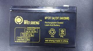 Bateria Para Carro Eléctrico De Niños 12v 7. 5a