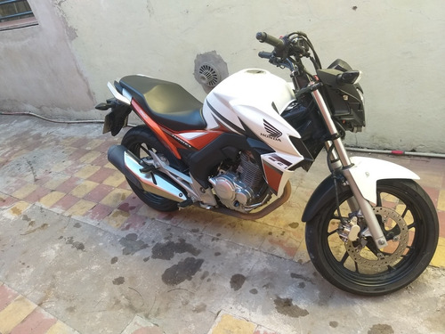 Honda Cb New Twister