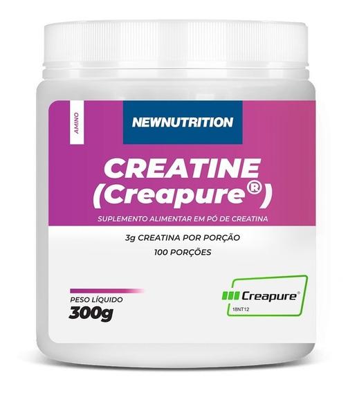 Creatine Creapure Newnutrition 300g Pronta Entrega!