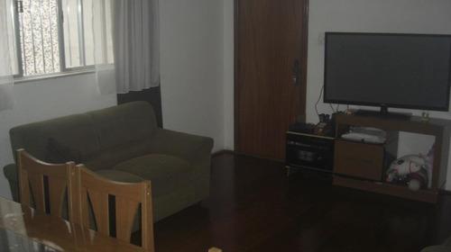 Apartamento À Venda, 114 M² Por R$ 390.000,00 - Marapé - Santos/sp - Ap5391