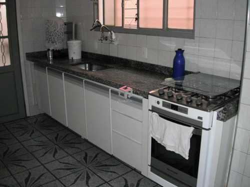Imagem 1 de 13 de Sobrado À Venda, 3 Quartos, 1 Suíte, 2 Vagas, Baeta Neves - São Bernardo Do Campo/sp - 96780