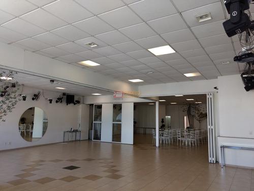 Salao Comercial No Bairro Rudge Ramos Em Sao Bernardo Do Campo - L-29326