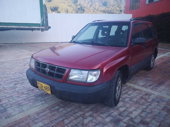 Subaru Forester Gl 1998