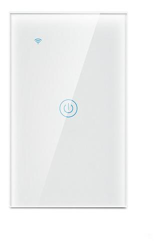 Imagen 1 de 9 de Zigbee Smart Light Switch Ewelink App Control Remoto Us Wall