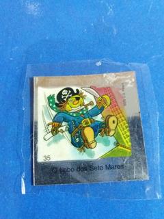 Figurinha Em Busca De Aventuras Elma Chips 1996 Nº 35