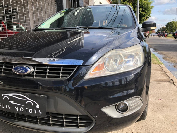 Ford Focus Trend 1.6 Mod11 Anticipo$345.000+cuotas Fijas.