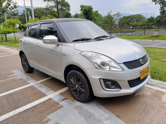 Suzuki Swift Mt 1.2 At Refull