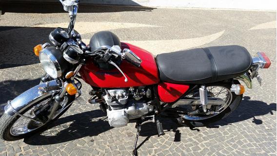 Honda Cb 400 For Ano 76 Super Espt
