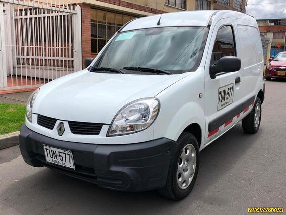 Renault Kangoo Vu 1600icc Mt Aa Dh Fe