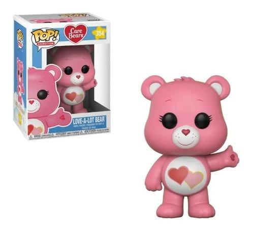 Funko Pop Love-a-lot Bear N° 354 Care Bears