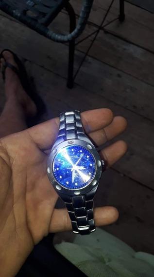 Relogio Fossil Blue 3345 Am