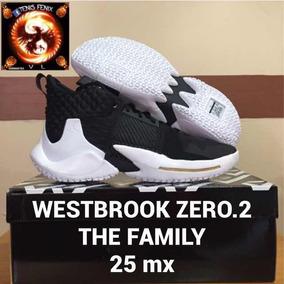 Tenis Nike Westbrook 2 Why Not Zero.2 25 Mx Tenis Fenix Nike