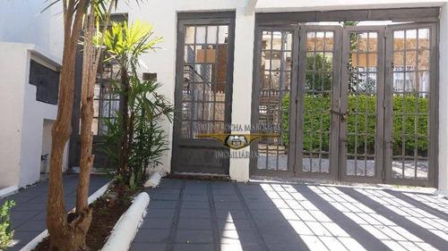 Imagem 1 de 25 de Sobrado A Venda Em Santana, Com 200 M² De Construção - So0897