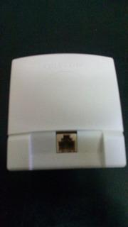 Roseta Simple Rj11 Telefono X 100 Uni Ideal Coop.