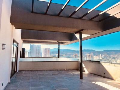 Penthouse Para Estrenar En Renta En Bosque Real, 2 Pisos