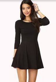 aa5767f1206 Vestidos De Moda Juveniles 2017 - Vestidos de Mujer en Mercado Libre ...