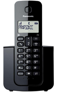 Telefone Fixo Panasonic Tgb110 Identificador De Chamadas