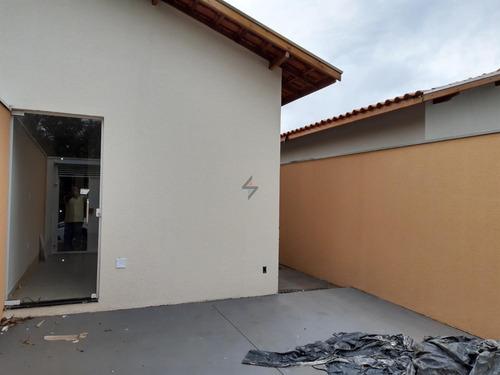 Imagem 1 de 11 de Casa À Venda Em Residencial Zanetti - Ca001197