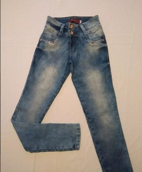 Calça Fem Jeans Biotipo Diversas Cores E Modelos!ref.3