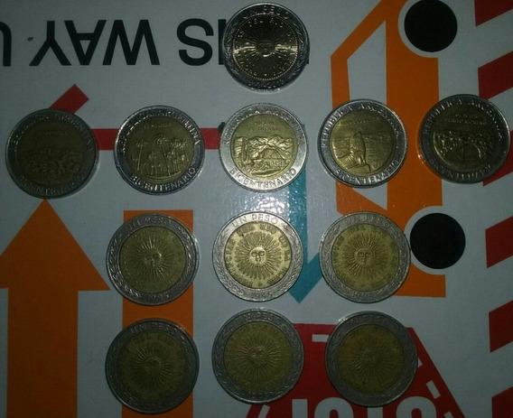 Monedas Del Bicentenario Más Yapa!!!