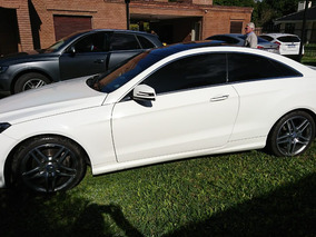 Mercedes Benz E 350 Coupe 2014