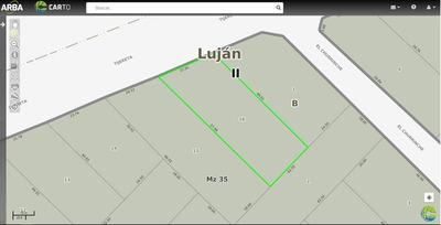 Terrenos En Lujan Bº Hosteria Lote 16