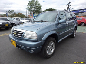 Chevrolet Grand Vitara Xl7 At 2700cc