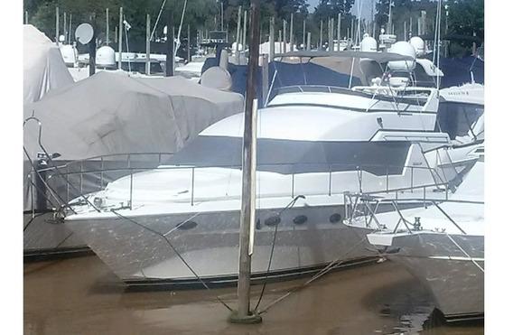 Crucero Meridiano 48 2 X Gm 550 Full Equipo Nautica Favarolo