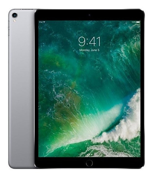 Apple iPad Pro A1701 Tela Retina De 10.5 64gb 12mp/7mp Ios