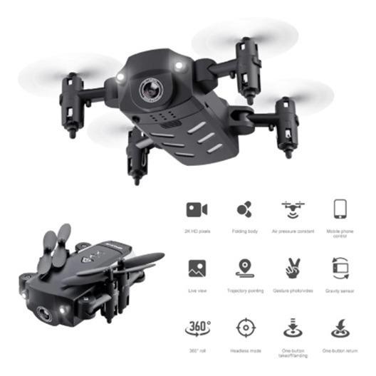 Mini Drone Quadricóptero 360 Graus Camera 720p Pronta Entreg