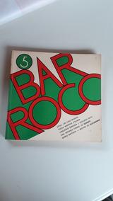 Livro Revista Barroco Anos 70 N5 Bl Antiguidades