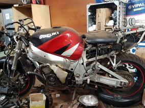 Suzuki Gsx-r 750 Srad Ano 98 Injetada Aceito Proposta