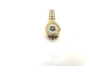 Relógio Rolex Feminino Com Strass