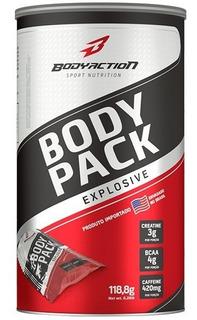 Kit 2x Bodypack Explosive 44 Packs - Bodyaction