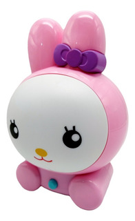Lámpara Recargable Infantil Diseño Conejo Luz Ambiente T6021