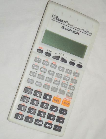 Calculadora Kenko Cientifica Kk82tl 5 No Estado