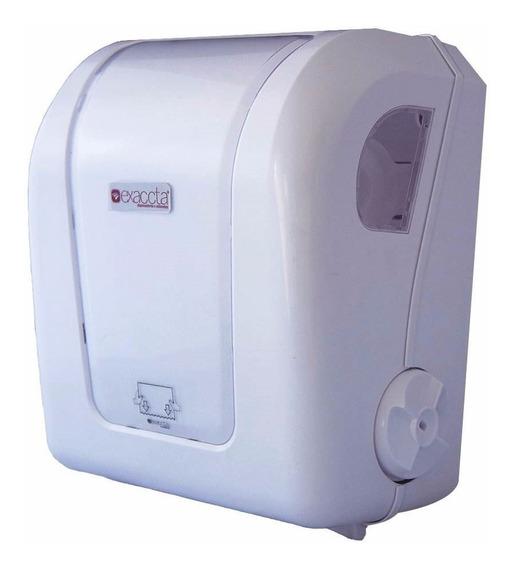 Dispenser Papel Toalha Bobina Auto Corte/toalheiro Exaccta