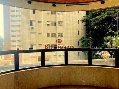 Apartamento 4 Quartos No Serra - 190m² - 16166