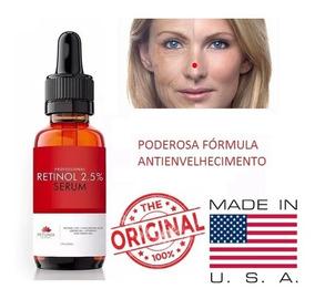 Serum Retinol 2,5% -30ml Promoção