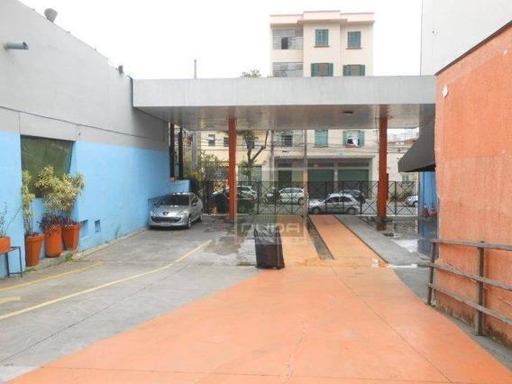 Terreno À Venda, 959 M² Por R$ 8.000.000,00 - Barra Funda - São Paulo/sp - Te0075