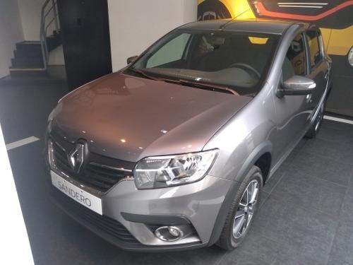 Renault Sandero 1.6 16v Life Anticipo + Cuotas Fijas       W